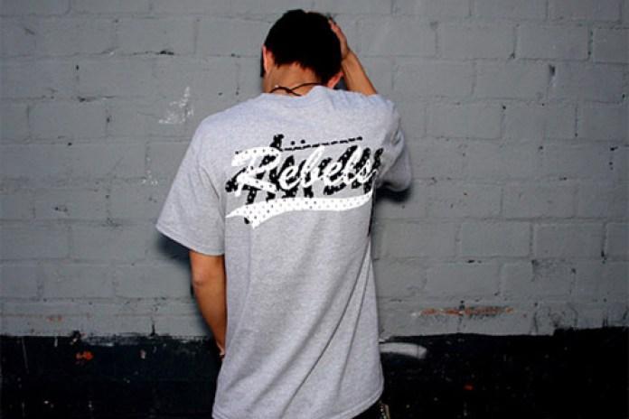 UNDFTD x Stussy Runnin' Rebels Tee feat. Edison Chen