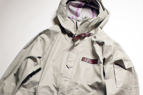 Visvim 3L Nomad Jacket