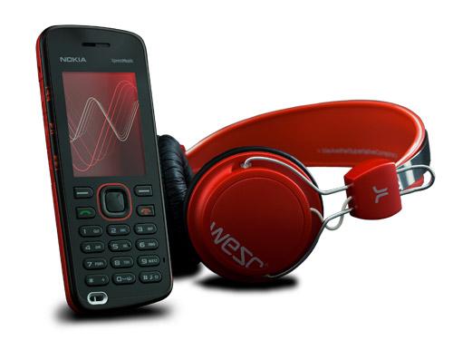 WeSC x Nokia Visual Sound