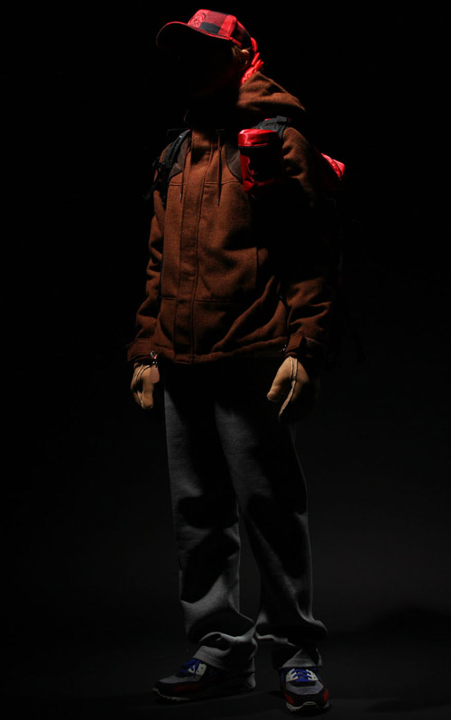 """Whiz 2008 Fall/Winter """"Migration"""" Collection"""