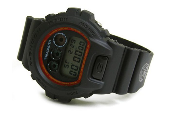 whiz x G-Shock DW-6900