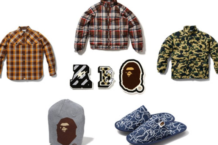 A Bathing Ape 2008 Winter Collection Latest Release