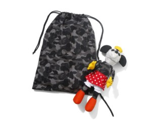 "A Bathing Ape x Disney ""Minnie Mouse"""