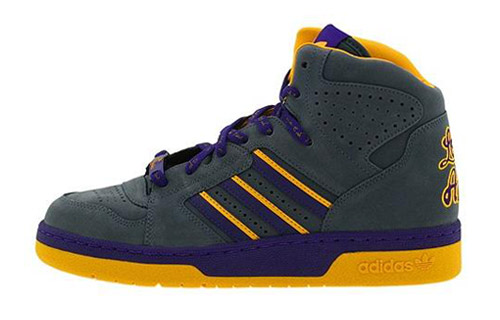 "adidas Instinct Hi ""Lakers"""