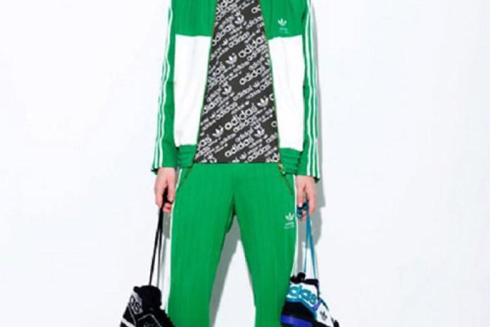 adidas Originals 2009 Spring & Summer Look Book
