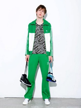 adidas Originals 2009 Spring & Summer Look Book