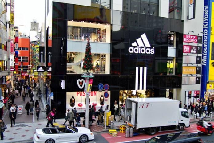 adidas Shibuya Performance Center Grand Opening