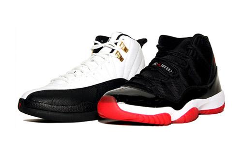 Air Jordan Countdown Pack XI   XII