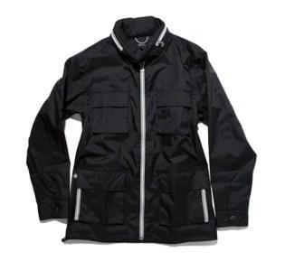 A.P.C x K-WAY Parka Jacket