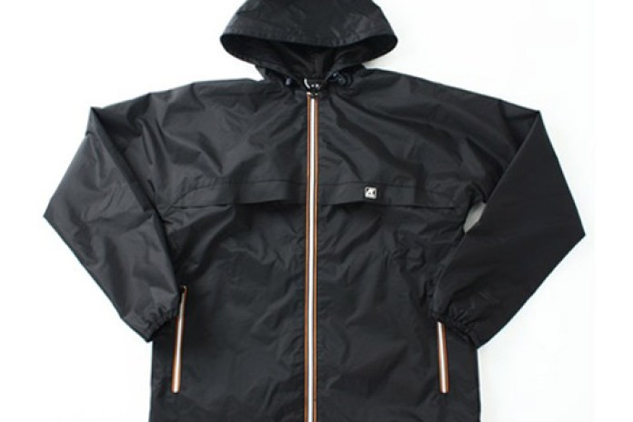 APC x K-Way Windbreaker Jacket