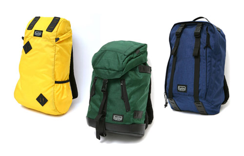 Arai Tent x hobo Backpacks