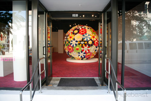 Art Basel Miami 2008 - Kaikai Kiki Exhibition by Takashi Murakami