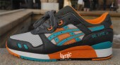 Asics 2009 Gel Lyte Speed, Gel Lyte III, GT II & GT Quick