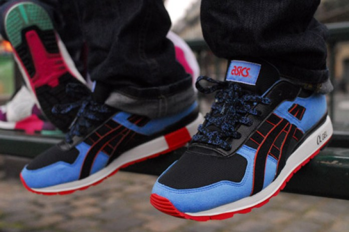 Sold Out & La MJC x Asics Gel Lytte Pack - A Closer Look