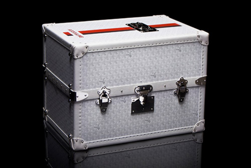 Assouline x Goyard Limited Edition Trunk
