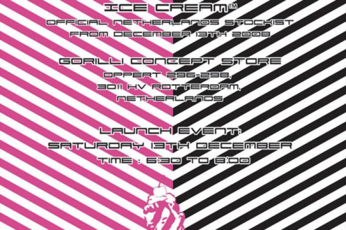 BBC | Ice Cream x Gorilli Concept Store