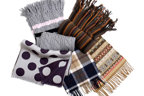 United Arrows Beauty & Youth Holiday Scarves