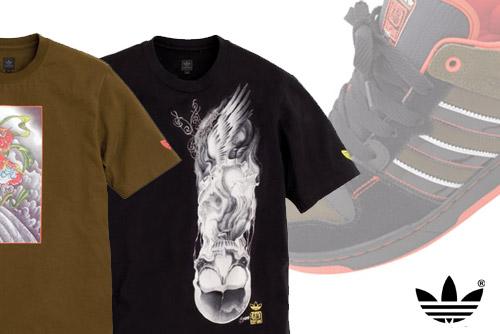 BJ Betts x adidas Originals Spring 2009 Collection