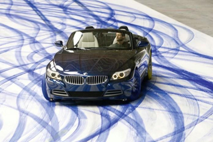 BMW 2010 Z4 x Robin Rhode