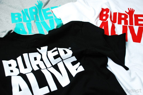 Buried Alive 2008 Fall/Winter Collection Part 2