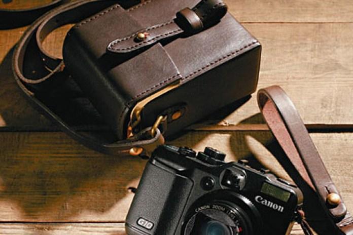 Canon PowerShot G10 x Mihara Yasuhiro Camera Case