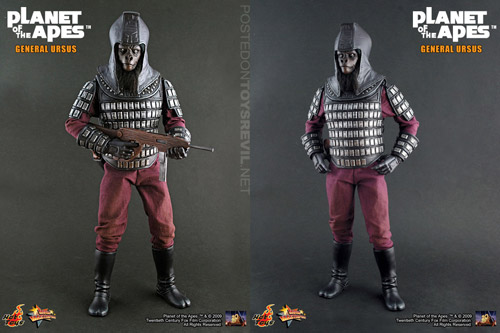 Classic Planet of the Apes Series by Hot Toys