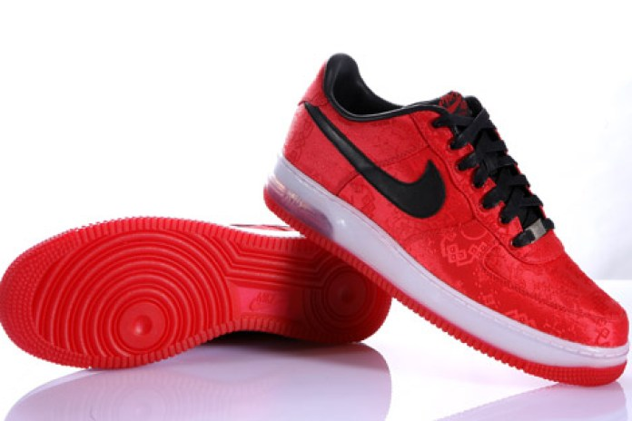 CLOT x Nike 1World Air Force 1