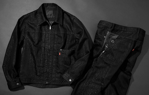 CLS x Levi's Black Diamond Collection