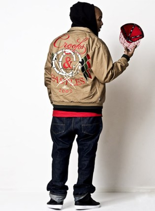 Crooks & Castles 2008 Holiday Lookbook by Caliroots