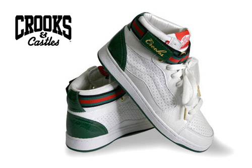 Crooks & Castles x Vans Fremont High