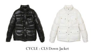CYCLE : CLS Down Jacket