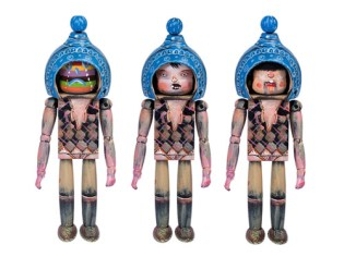 "David Choe's ""Choegal"" by Ningyoushi"