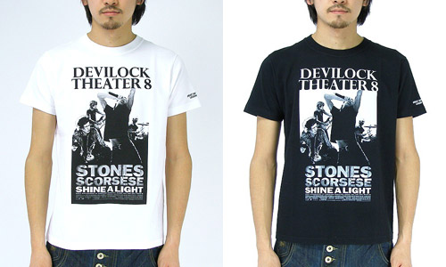 "Devilock x Theatre8 ""Shine A Light"" T-shirt"