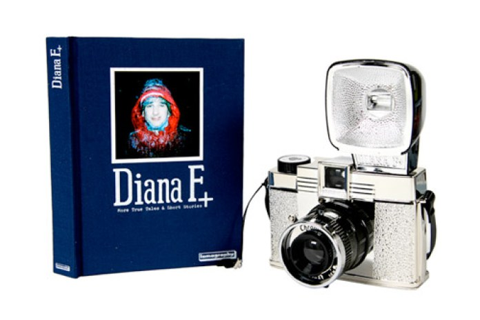 Lomography Diana F+ Chrome Camera