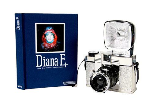 Lomography Diana F+ Chrome Camera