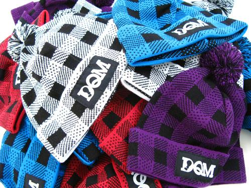 DQM 2008 Winter T-Shirts & Headwear