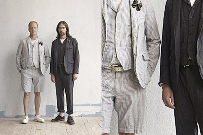 Engineered Garments 2009 Spring/Summer Collection