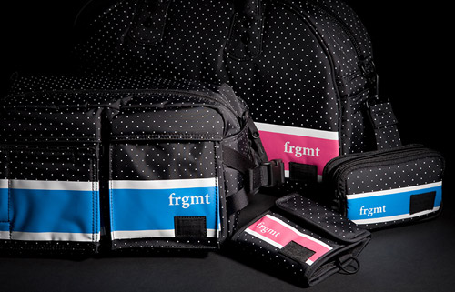 fragment design x Head Porter Accessories