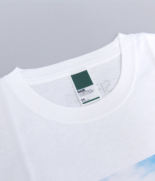 "fragment design x Steppers Records ""Radio Silence from Serenity"" Tee"