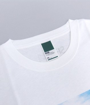 """fragment design x Steppers Records """"Radio Silence from Serenity"""" Tee"""