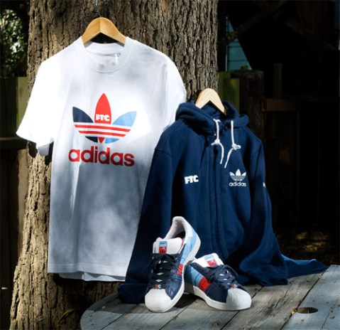 FTC x adidas Collection
