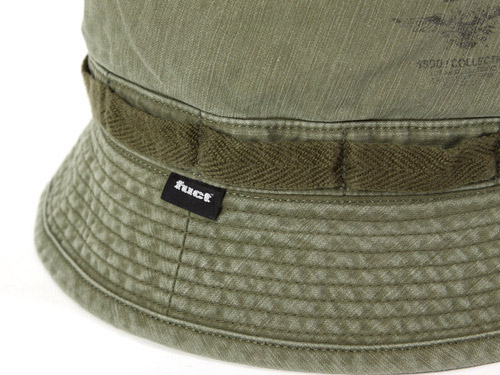 FUCT SSDD Military Ambush Hats