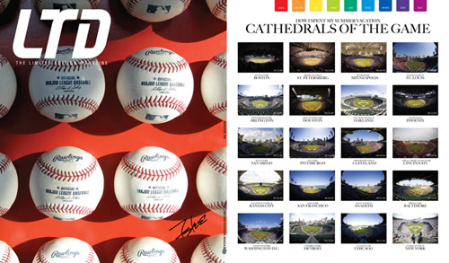 Futura x LTD Magazine 2008 Winter Issue