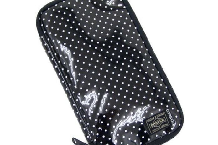 Gallery1950 x Porter Patent Polka Dot Collection