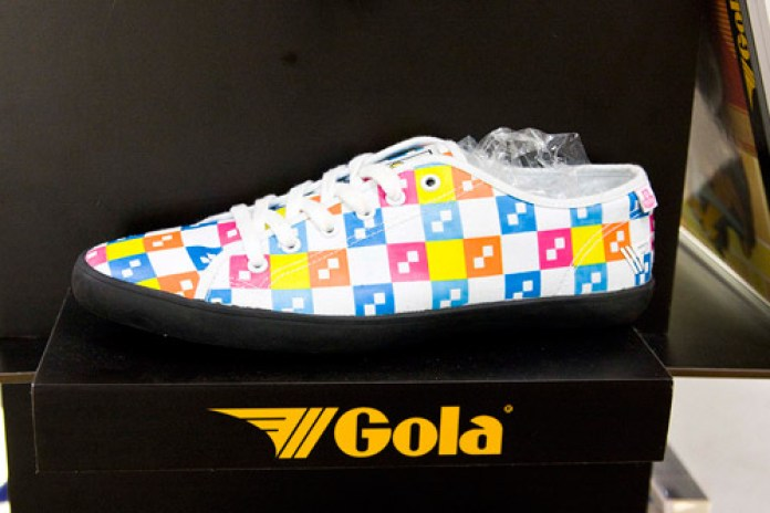 Gola by eBoy 2009 Spring/Summer Footwear Preview