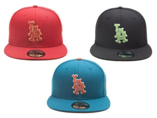 "Hall of Fame x New Era ""LA Cooperstown"" 59Fifty Fitteds"