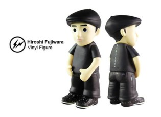 Hiroshi Fujiwara x fragment design x adFunture Vinyl