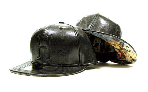 "HUF ""Leather Dog"" New Era 59Fifty Fitted Cap"