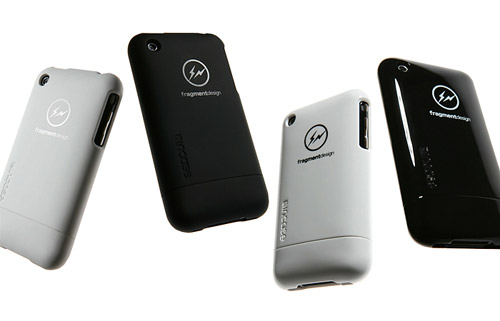 fragment design x INCASE - Slider Case for iPhone 3G