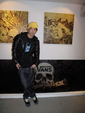 Jahan x Vans Vault SK8-Hi Launch Event @ Leftfoot